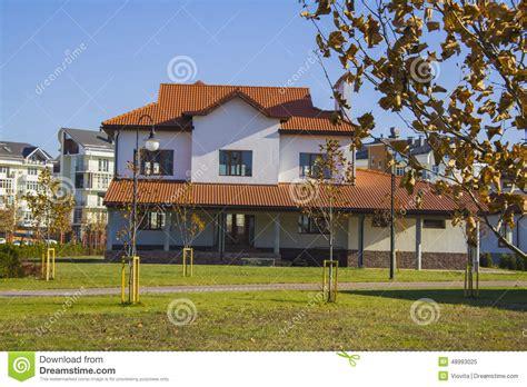 classic american house classic american house stock photo image 48993025