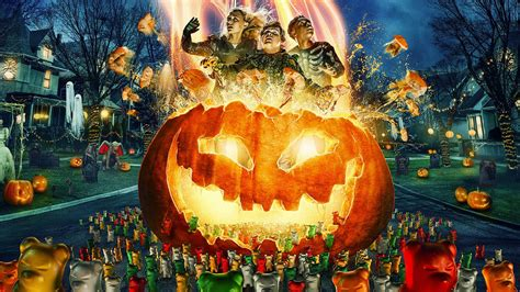 442062 goosebumps haunted halloween goosebumps 2 haunted halloween 2018 backdrops the
