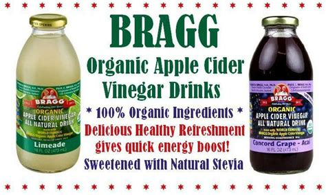 Braggs Detox Drink by 17 Best Images About Bragg Products On Gravy