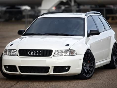 Audi A4 96 by Audi A4 S4 B5 Rs4 Mesh Grille Grill 96 02 Black