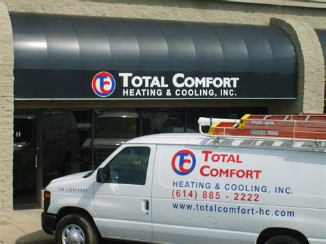 comfort heating total comfort heating cooling heating air