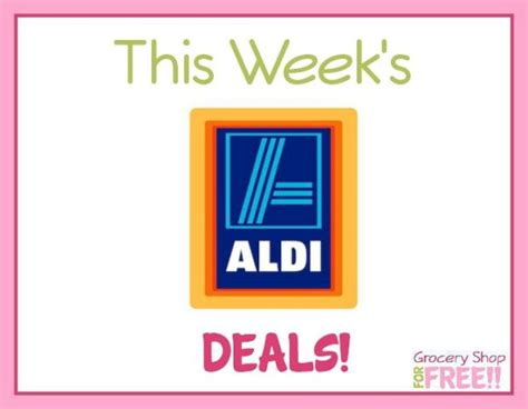 This Week by This Week S Aldi Deals