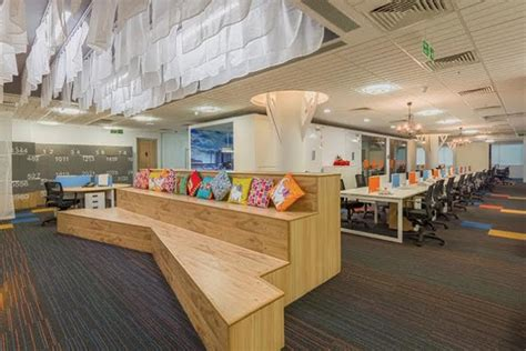 Is Interior Design In High Demand by Indian Office Interiors Are Now Based On Ergonomics