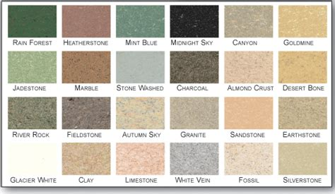 bathtub colors available cultured marble