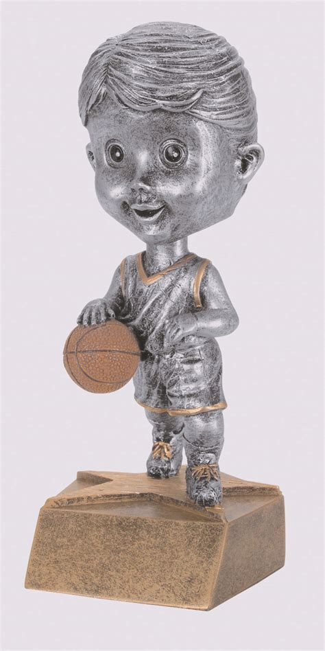 bobblehead basketball basketball bobble nu image engraving awards
