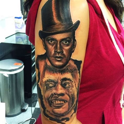 dr jekyll and mr hyde tattoo 12 best dr jekyll and mr hyde tattoos images on