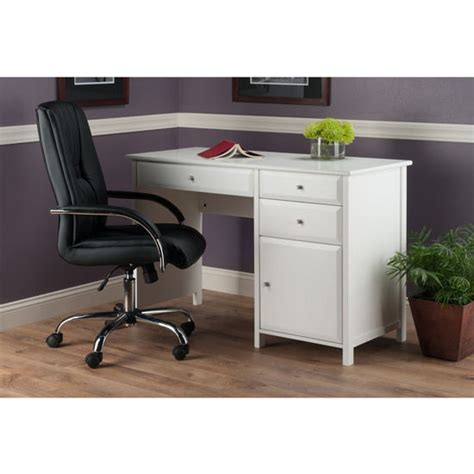 delta office writing desk delta office writing desk with storage in white black or