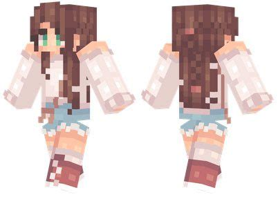girl hairstyles minecraft double braid skin for minecraft pe 1 2 0 7 mcpe box