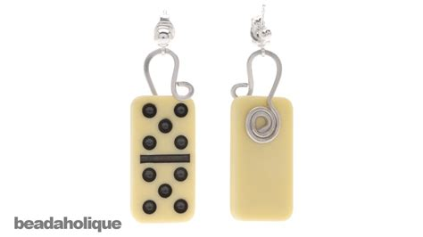 how to make scrabble tile jewelry how to make a wire bail for domino and scrabble tile