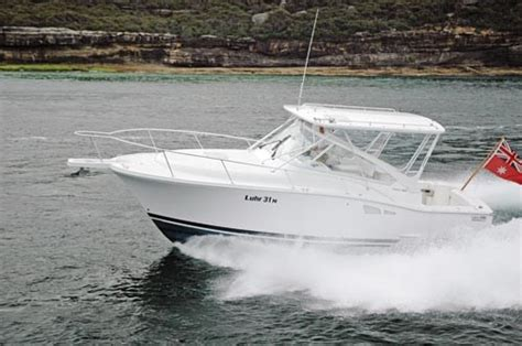 luhrs boats for sale australia luhrs 31 open hardtop review trade boats australia