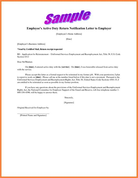 How To Write An Employment Letter