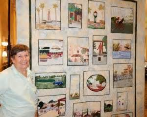 Quilting Guild Of The Villages by Quilting In Paradise Show Attracts Crowd To