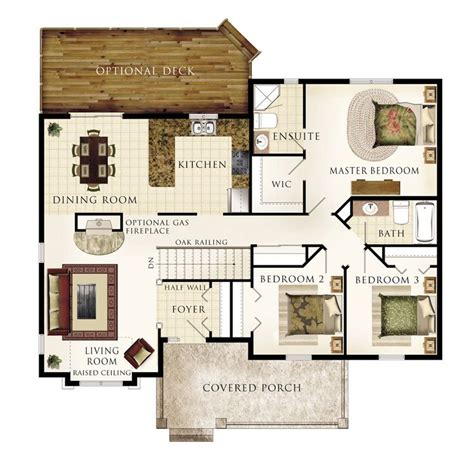 beaver homes floor plans cottonwood floor plan beaver homes cottages 3 beds 2