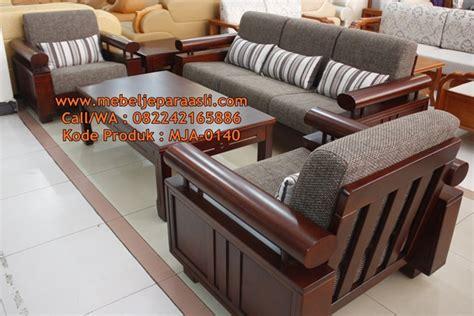 Sofa Minimalis Ligna kursi tamu minimalis terbaru jepara desain ruang tamu
