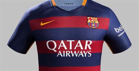 barcelona qatar airways jersey barcelona to sign record breaking qatar airways shirt