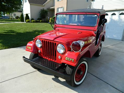 jeep truck for sale 1958 willys jeep cj5 truck for sale
