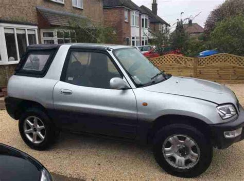 2 Door Rav4 toyota rav 4 two door soft top category c needs vin check car for sale