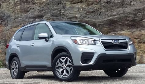 2019 subaru forester manual spin 2019 subaru forester the daily drive