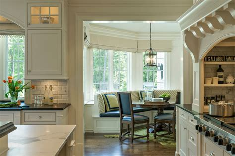 Awesome Window Treatments For Bay Windows In Kitchen Part   9: Awesome Window Treatments For Bay Windows In Kitchen Design Ideas