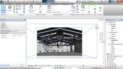 revit section loadable families what is the simple way to create them