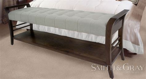 blanket bench blanket boxes benches smith gray