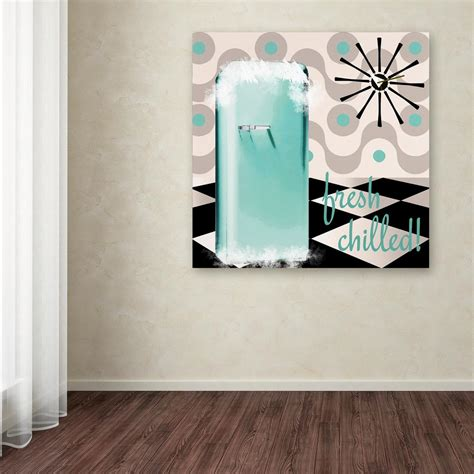 1000 images about j331 colors bathroom genre on trademark fine art 18 in x 18 in quot fifties kitchen ii quot by
