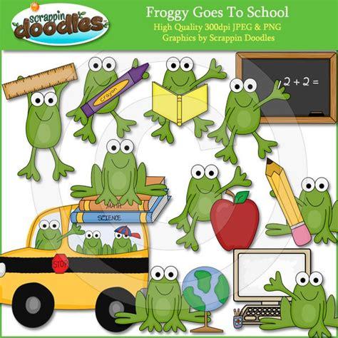 Froggy Goes To School froggy goes to school clip clip and schools