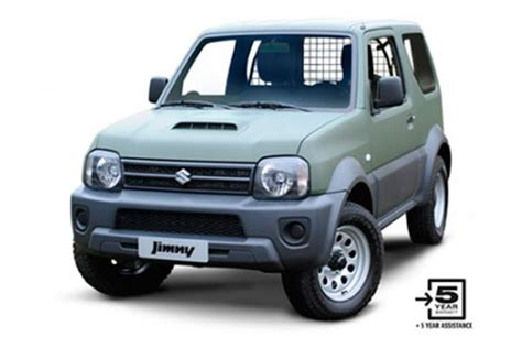 Suzuki Jimny Commercial Intersticker Commercial Graphics
