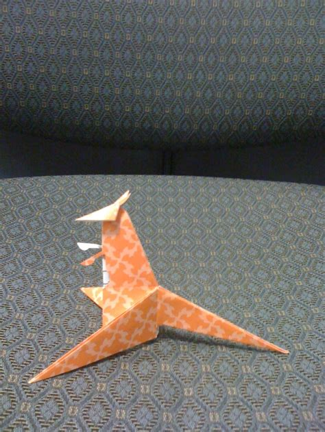 How To Make A Kangaroo Out Of Paper - 8 best images about kangaroos on