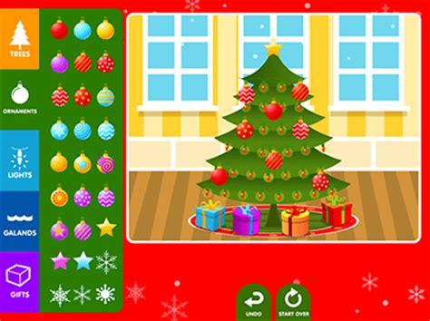 make a christmas tree make a christmas card abcya