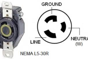 nema l14 30r wiring diagram wedocable