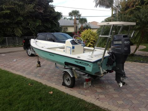 old flats boats 2008 aquaforce 16 flyfisher flats the hull truth