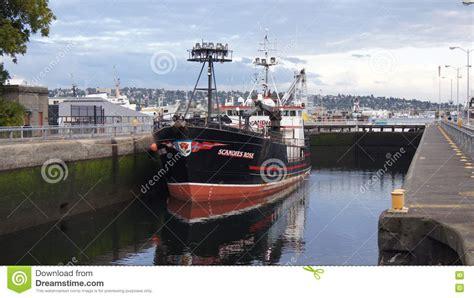fishing boat dealers washington state commercial fishing boats and ballard bridge editorial