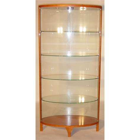corner curio cabinets with glass doors news corner glass cabinet on 10 awesome contemporary curio