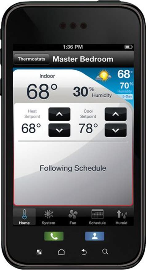 honeywell total connect comfort app 10 best images about honeywell on pinterest security