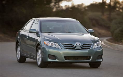 Www Toyota Camry 2011 2011 Toyota Camry Front End Photo 1