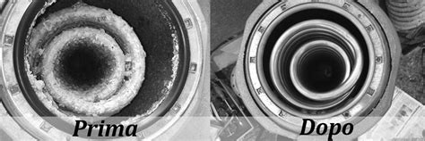 pulire doccia calcare come pulire il calcare dalla caldaia