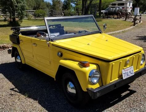 1974 volkswagen thing type 181 1974 volkswagen thing type 181