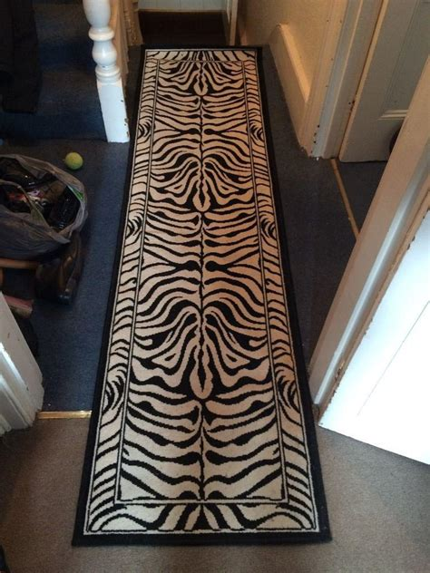 Leopard Print Runner Rug Zebra Print Carpet Runner Carpet Vidalondon