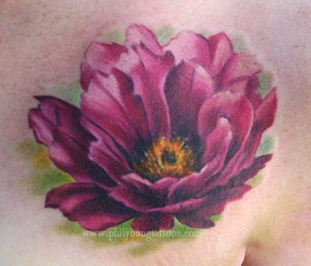 cactus flower tattoo cactus flower by phil tattoonow