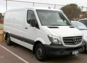 Mercedes Sprinter Diesel Mercedes Sprinter