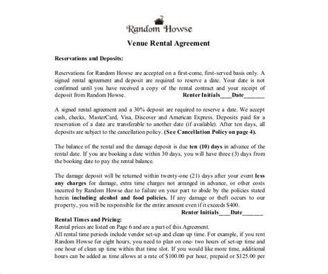 wedding contract templates  google docs format
