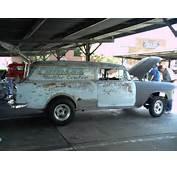 Rat Rod Inc 55 Gasser Wagon