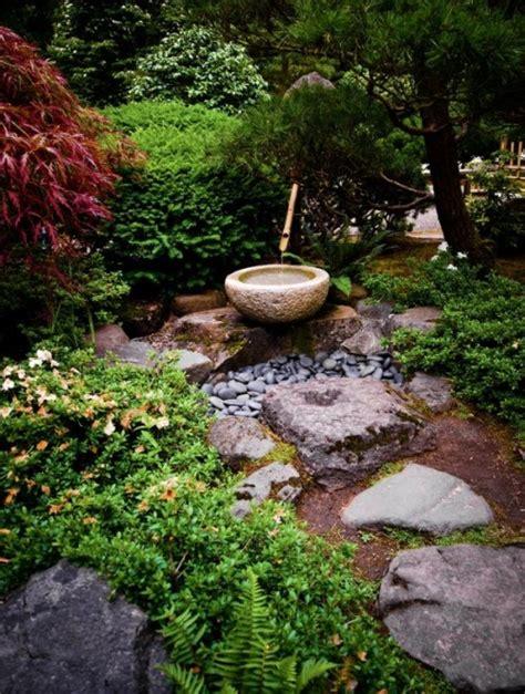peaceful japanese inspired backyard gardens gardenoholic
