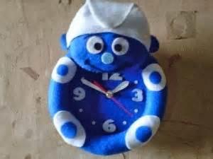 Jam Dinding Unik Tom Minions jam dinding boneka lucu dan unik jam dinding boneka karakter