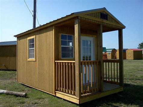 Portable Rent To Own Cabins by Cabin Premier Portable Buildings 12 X 32 7 170 Buy Or