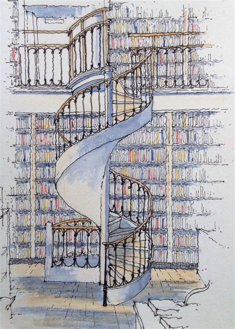 sketchbook library best 25 spiral stair ideas on modern stairs