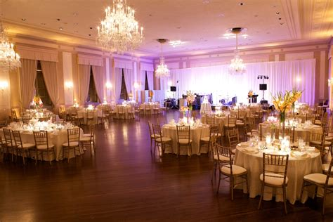 wedding themes gold and cream cream and gold ballroom reception decor elizabeth anne