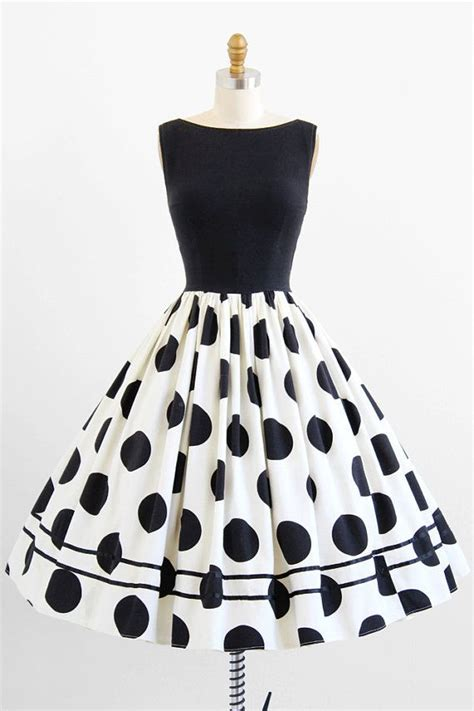 vintage black and white dresses dress fa
