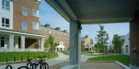 dartmouth housing mclaughlin cluster student housing dartmouth college moore ruble yudell architects